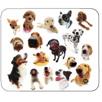 TAPIS DE SOURIS DOG GROUP X6 ALLSOP