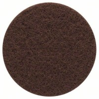 BOSCH Eponge abrasive Moyen 150 mm x5