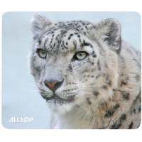 Allsop tapis de souris léopard des neiges (boîte de 6)