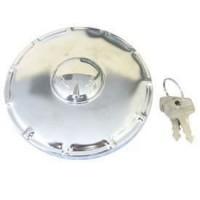 Bouchon de réservoir avec clé - Ø80 mm