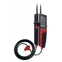 Amprobe voltage tester with LCD display and phase rotation