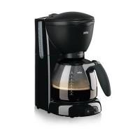 BRAUN KF560/1 Cafetiere filtre CaféHouse PurAroma Plus - Noir