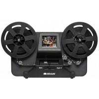"BRAUN Phototechnik Scanner de films Super8 et 8mmm - Ecran 2,4"" - USB 2.0"