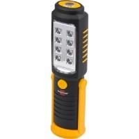 BRENNENSTUHL Lampe de poche portable 8+1 SMD LED