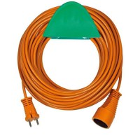 BRENNENSTUHL Rallonge électrique orange 30m H05VV-F2x1.5