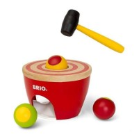 BRIO - 30519 - Jeu A Marteler - Jouet en bois
