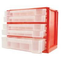 Tayg système de rangement 5 tiroirs