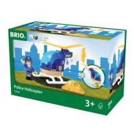 BRIO World - 33828 - Hélicoptere de Police