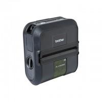 BROTHER Imprimante d'étiquettes RuggedJet RJ-4030 - Papier thermique - Rouleau (11-8 cm) - USB - mini-USB