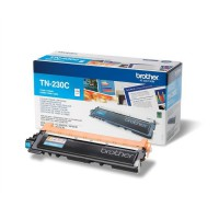 Brother TN-230C Toner Laser Cyan (1400 pages)