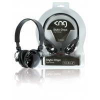 KNG casque Stylo - ego boost (noir)