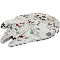 Build & Play SW Build & Play Millenium Falcon 06765 Star Wars Gamme Build & Play
