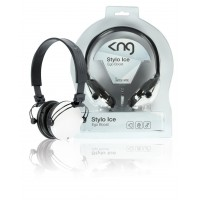 KNG casque Stylo - ego boost (blanc)