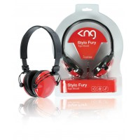KNG casque Stylo - ego boost (rouge)