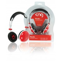 KNG casque Rooki - innocent sinner (rouge)