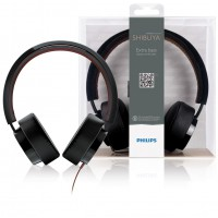 Philips CitiScape headband headphones black