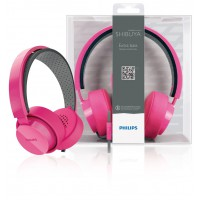 Philips CitiScape casque à arceau rose