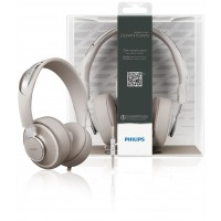 Philips CitiScape headband headphones grey