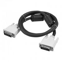 Câble Dual Link DVI-D de 3 m - M/M - 2560 x 1600 - Cordon DVI vers DVI pour écran numérique - M/M - 2560 x 1600 - DVIDDMM3M