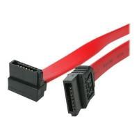 Câble SATA a angle droit de 20 cm - Câble SATA a angle droit de 20 cm - Cordon Serial ATA coudé - SATA8RA1