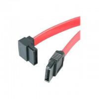 Câble SATA a angle gauche de 46 cm - Câble SATA a angle gauche de 46 cm - Cordon Serial ATA coudé - SATA18LA1