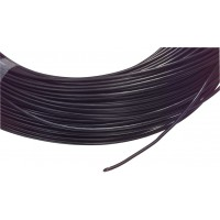Valueline equipment wire 0.15 mm² 200 m black