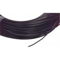 Valueline equipment wire 0.75 mm² 200 m black