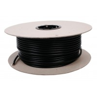 Sytronic câble coaxial RG59BU en bobine de 100 m noir