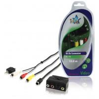 Kit de connexion PC / TV 10.0m