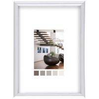 Cadre photo Expo blanc 13x18 cm - Ceanothe, marque française
