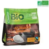 Café bio Afrique - 18 dosettes - 125 g