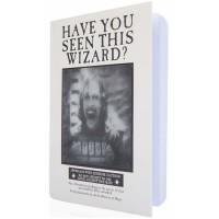 Cahier Lenticulaire Harry Potter - Gazette du Sorcier - Wow Stuff