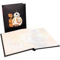 Cahier Lumineux Star Wars BB-8