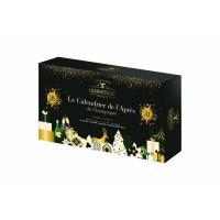 Calendrier de l'Apres 6 cuvées différentes en champagne 6x75cl