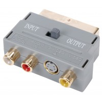 Valueline Scart RCA plug