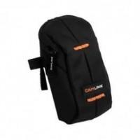 CAMLINK CL-CB10 Sac pour Camera Compact 60 x 100 x 30 mm - Noir/Orange