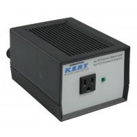 TRANSFORMATEUR 230V AC VERS 110V AC K.E.R.T