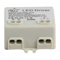HQ Led driver constant current 350 mAh max 3x1 W