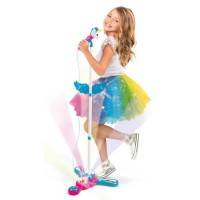 CANAL TOYS - I BELIEVE IN UNICORN - Micro sur Pied Enfant Licorne