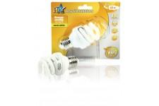 HQ ampoule à économie d'énergie spirale