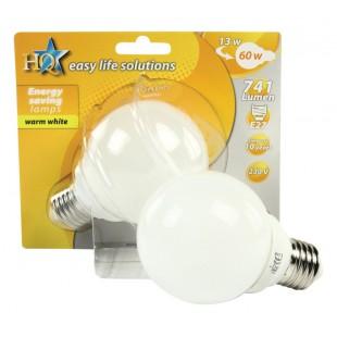 HQ ampoule à économie d'énergie E27 12W