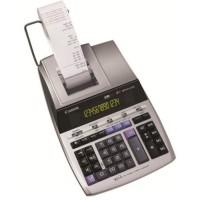 CANON Calculatrice avec imprimante MP1411-LTSC - LCD - 14 chiffres - Adaptateur CA, pile de sauvegarde mémoire - Argent métalliq