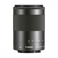 CANON EF-M 55-200 Objectif photo pour appareil photo Hybride