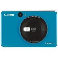 CANON Zoemini C Appareil photo instantané - 5 Mp - Bleu Océan