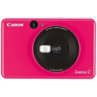 CANON Zoemini C Appareil photo instantané - 5 Mp - Rose Fushia