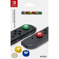 Caps silicone Mario pour Nintendo Switch
