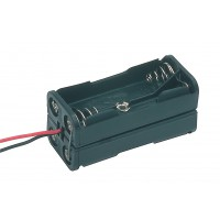 Support pour batteries 4 x penlite