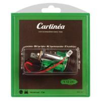 CARLinéa Allume-cigare lumineux 12V