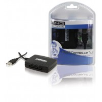 CONVERTISSEUR PS2™/PS1™ VERS USB KÖNIG