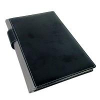 Carnet de notes Organiz Noir - 15 x 22 cm